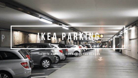 ikea parking画像